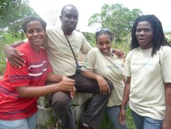Projects Abroad Jamaica staff