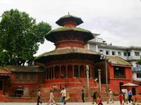 Nepal, Projects Abroad in Nepal - Durbar Square, Kathmandu