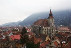 A view of Brasov