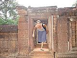 Volunteer Story by Max Strong - Banteay Srei Temple
