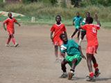 About Us, Our Associate Charity - Ghana Football project