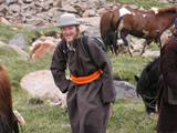 Our Volunteers, Career Break Volunteers - Nomad Mountain Horses