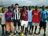 Our Volunteers, Gap Year Volunteers - Sports in Ghana