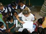 Our Volunteers - Orphanage Teaching