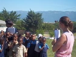 Gap Year Disaster Relief projects in Jamaica