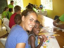Volunteer on a Disaster Relief project in Jamaica