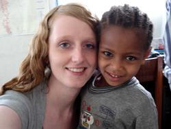 Volunteer on a Care placement in Ethiopia