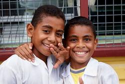 Children in Fiji
