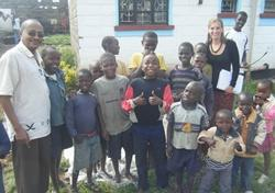 Children at care project