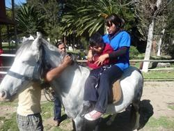 Equine Therapy in Bolivia