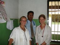 Elective students in Sri Lanka