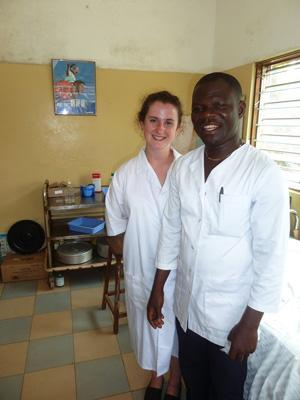 Volunteer as a psychologist in Togo