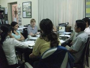 Voluntary work as a Human Rights Officer in Cambodia