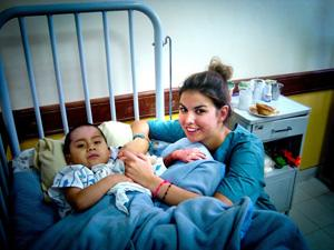 Voluntary Work in Occupational Therapy in Bolivia