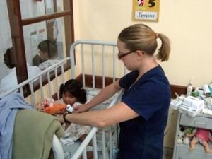 Volunteer as an Occupational Therapist in Bolivia