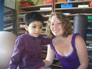 Voluntary work as an occupational therapist in Nepal
