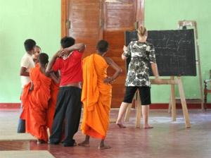 Voluntary English Teaching Opportunities in Sri Lanka