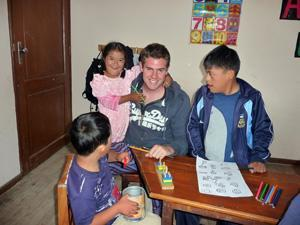 Volunteer as a Special Needs Teacher in Bolivia