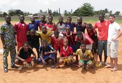 Football in Togo