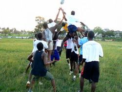 Sports, Rugby in Ghana
