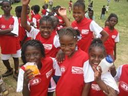 Coaching Sports in Jamaican schools