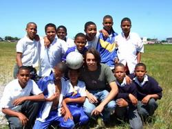 Coaching Sports in schools in South Africa
