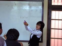 Teaching English in Bolivia
