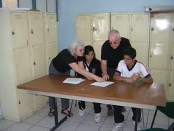 Teaching in Mexico