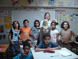 Teaching in Morocco