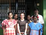 Volunteer Story by Claire Bailey - With My Indian Family